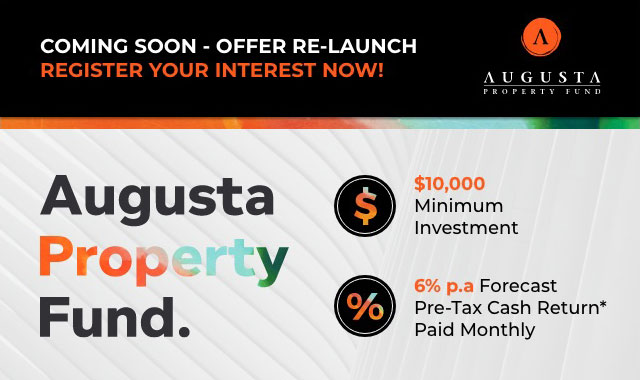 Augusta Property Fund - Coming Soon