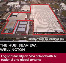The Hub, Seaview, Wellington